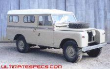 Land Rover 110 image