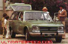 Peugeot 504 Break image