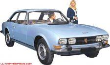 Peugeot 504 Coupe image