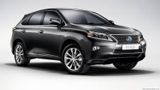 Lexus RX 3 Restyling image
