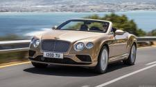 Bentley Continental GTC II (Facelift 2015) image