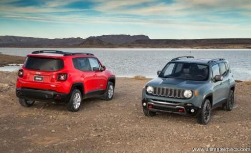 Jeep Renegade image 1