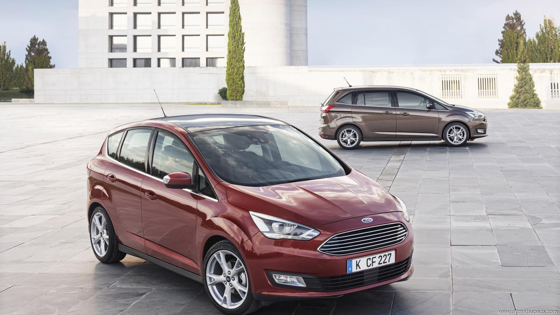 Ford C MAX II 2015