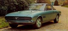 Ford Mustang Bertone Concept image
