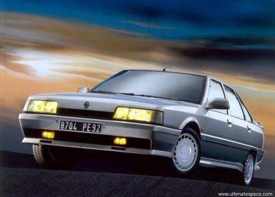 Renault 21 Phase 1 2L Turbo image