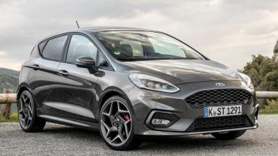 Ford Fiesta 8 ST image