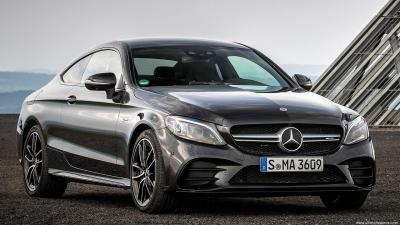 Mercedes Benz Class C Coupe (C205 2019) 43 AMG 4MATIC image