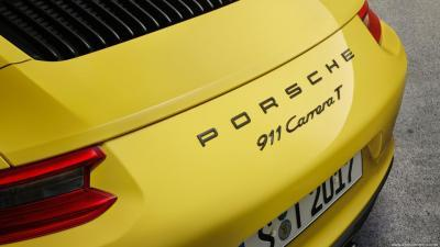 Porsche 911 Coupe (991.2 Series) Carrera T PDK image