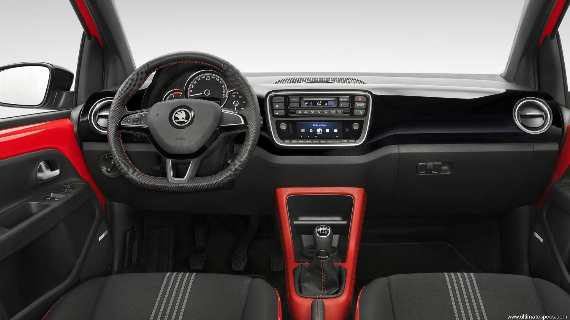 Skoda Citigo 2017 3-Doors