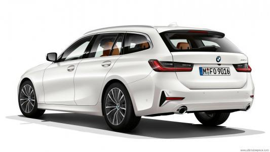 BMW G21 3 Series Touring image 2