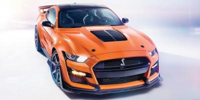 Ford Mustang 6 Shelby GT500 image
