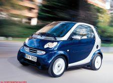 Smart Fortwo Coupe (W450) image